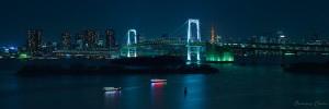 Tokyo Bay, Tokyo, Japan