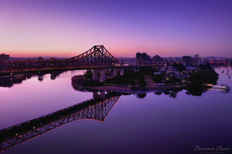 Brisbane Dawn — Brisbane, Queensland, Australia