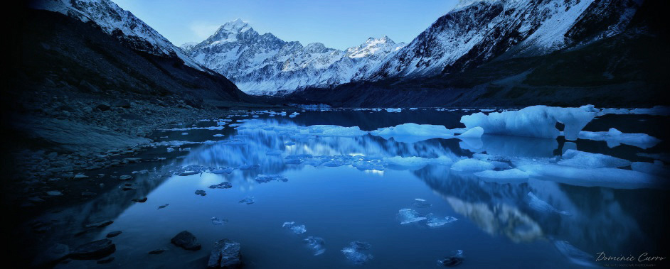 Mount Cook — Mount Cook National Park, South Island, New Zealand
