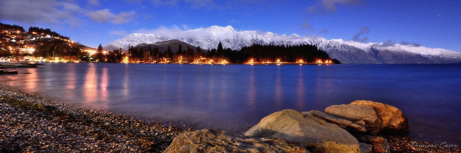 The Remarkables — Queenstown, South Island, New Zealand